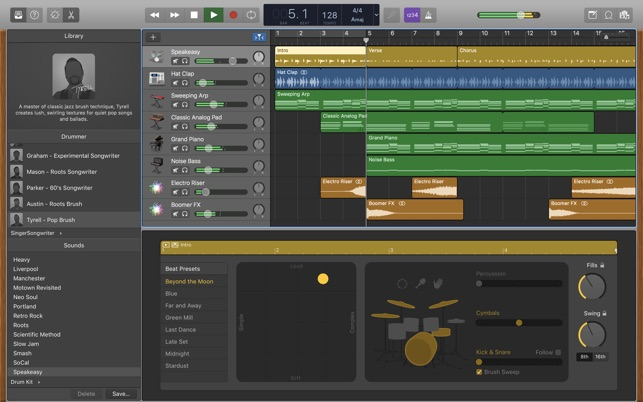 Garageband full download for mac free.