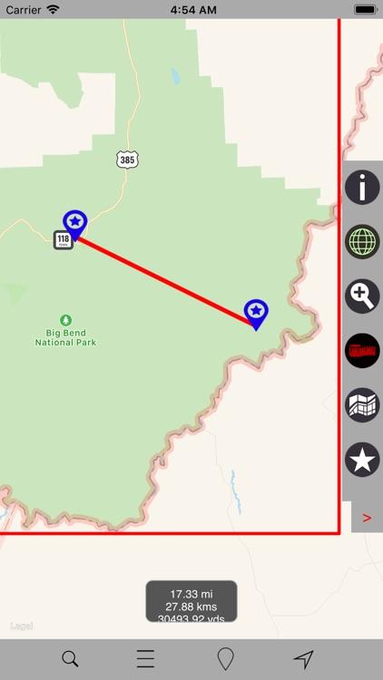 Big Bend National Park Offline screenshot-4