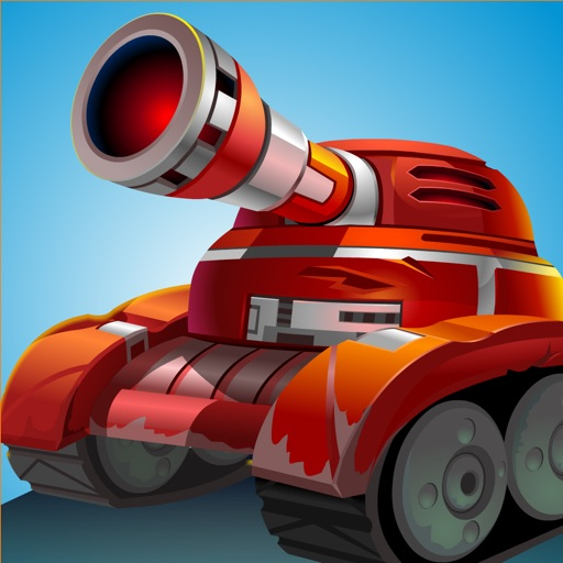 Tanks Fire Up:pocket wars hero Icon
