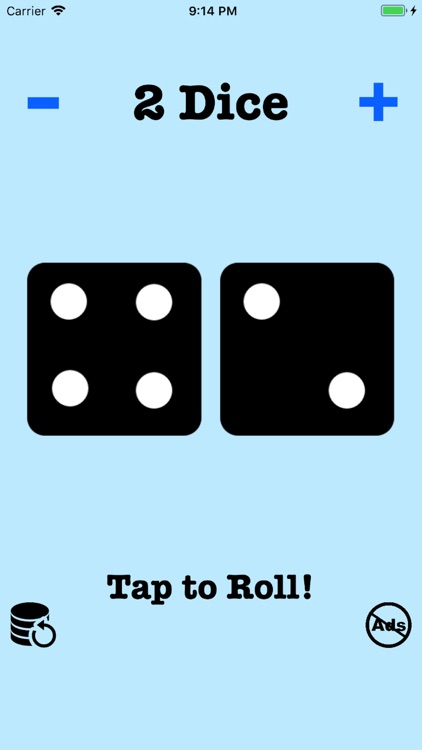 Dice Roll - App
