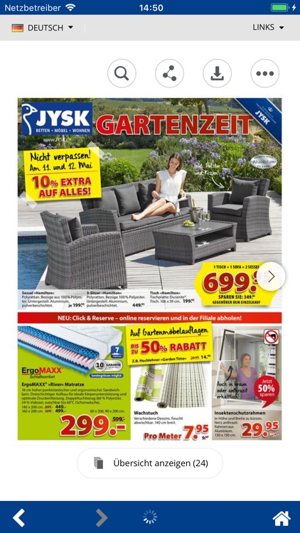 JYSK – Betten, Möbel, Wohnen screenshot-3