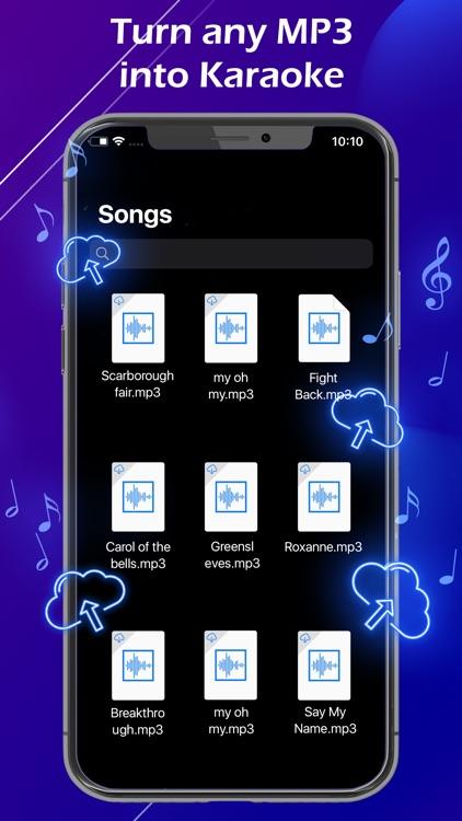 MiXiT - Sing Karaoke screenshot-5