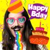 Happy Birthday -- Stickers