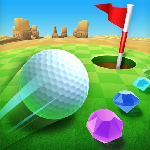 Mini Golf King - игра по сети