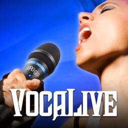 Ícone do app VocaLive