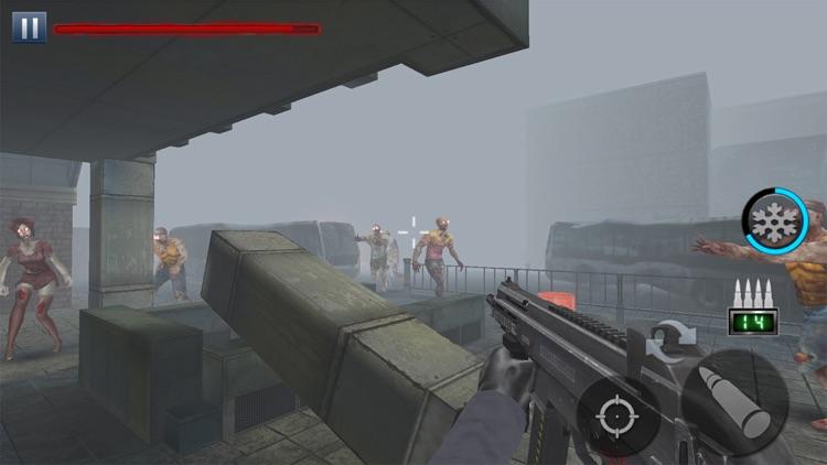 Battlelands Zombie screenshot-3