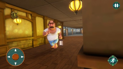 Virtual Scary Neighbor Game screenshot 1