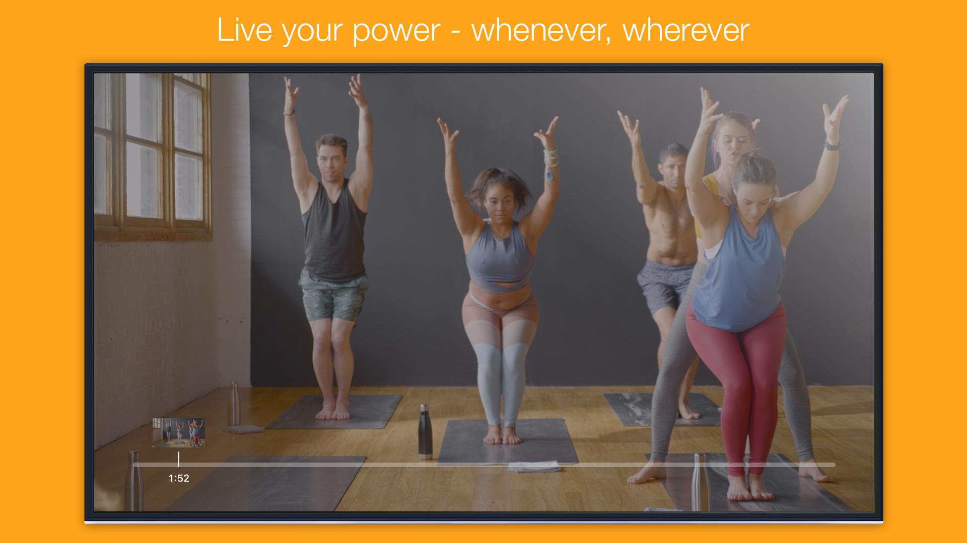 CorePower Yoga On Demand screenshot 13