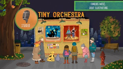 Tiny Orchestra Screenshot 2