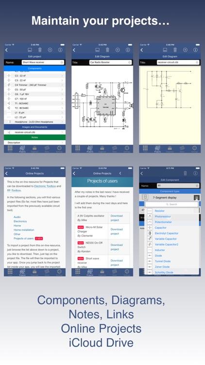 Electronic Toolbox Pro screenshot-3