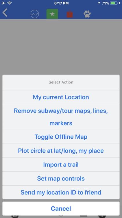 Barcelona Offline Sub Tour Map screenshot-6