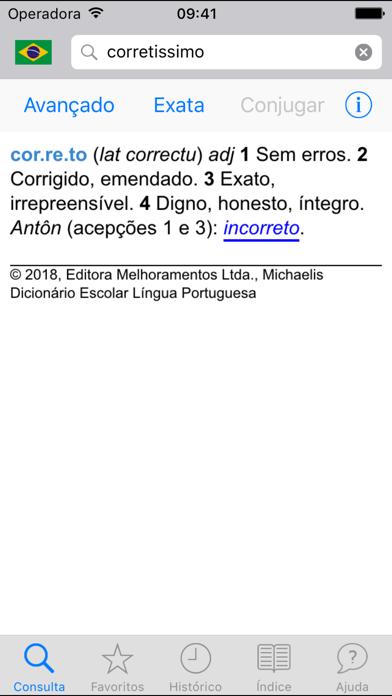 Michaelis Escolar Portuguêsのおすすめ画像2