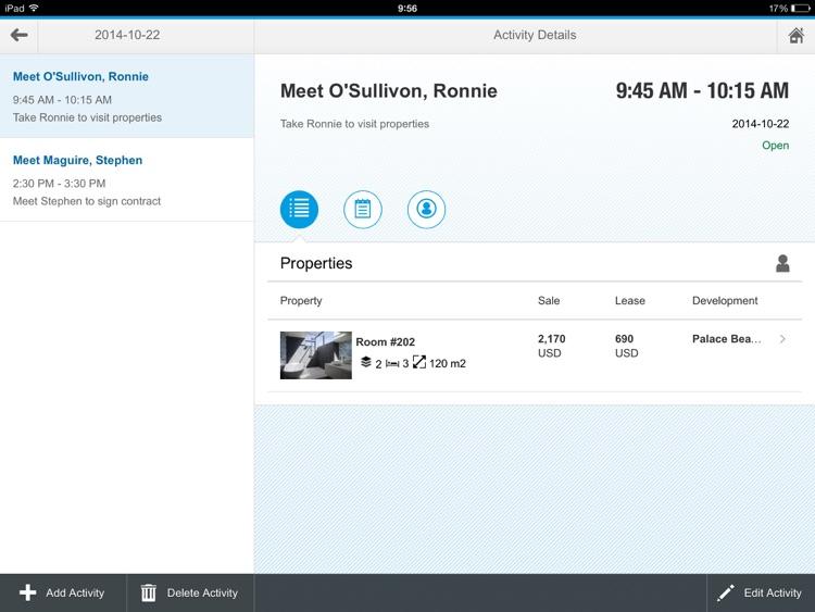 SAP Real Estate Broker screenshot-4