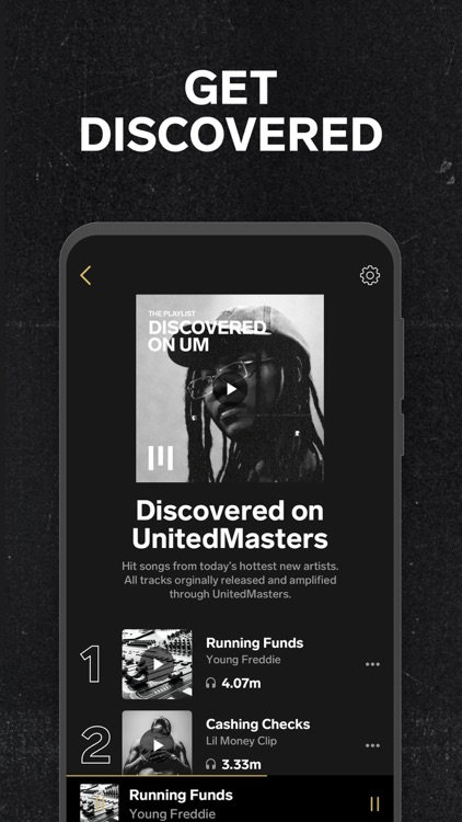 UnitedMasters screenshot-8