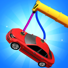Crane Rescue 3D