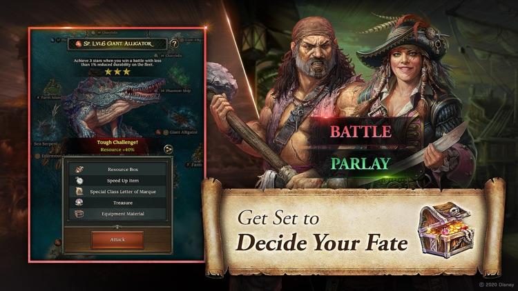 Pirates of the Caribbean : ToW screenshot-4