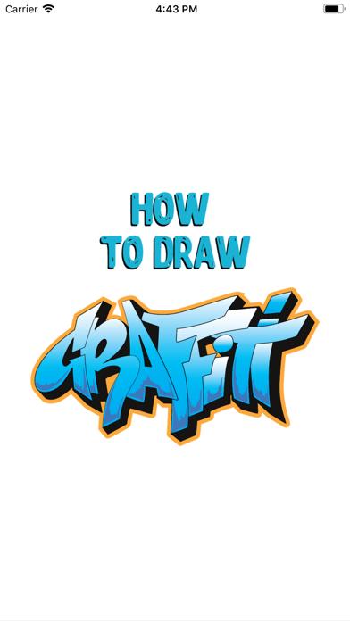 Draw Graffiti 3d screenshot 1