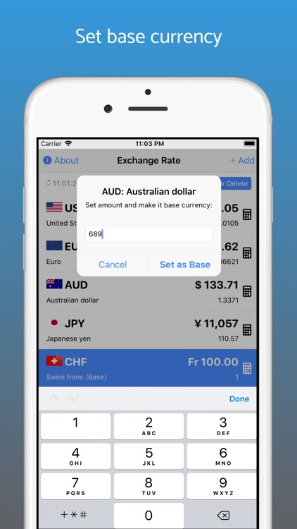 Exchange Rate Converter Live