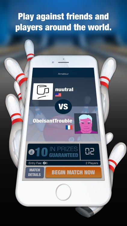 Strike! eSports Bowling screenshot-3