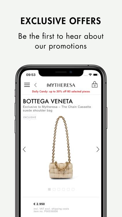 Mytheresa: Exclusive fashion screenshot-4