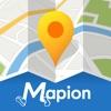 地図マピオン (Mapion)