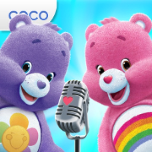 Care Bears Music Band icon