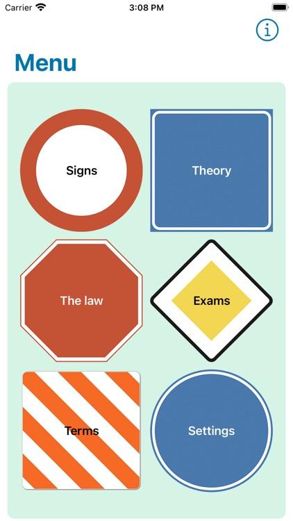 Traffic Lessons screenshot-0