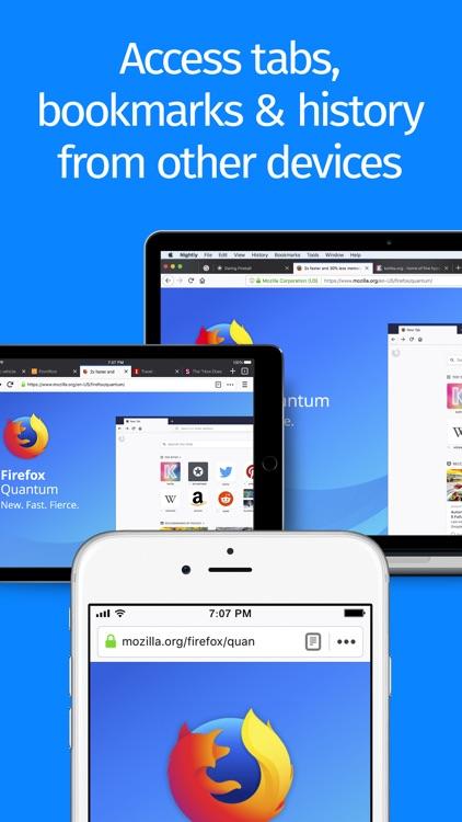 Firefox Web Browser screenshot-3