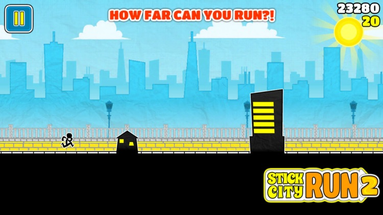 Stick City Run 2 screenshot-1
