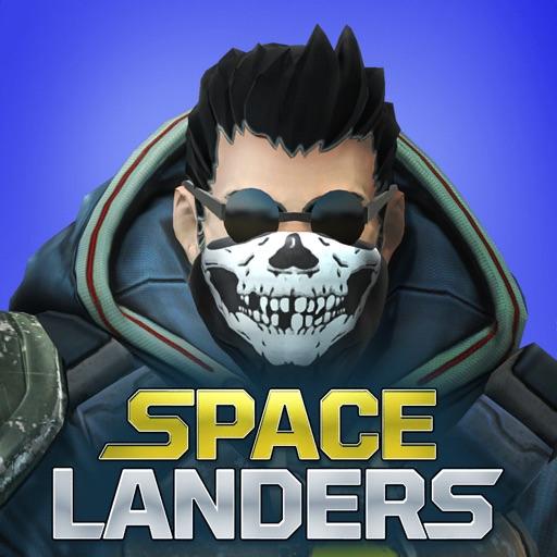 Spacelanders: Space Shooter