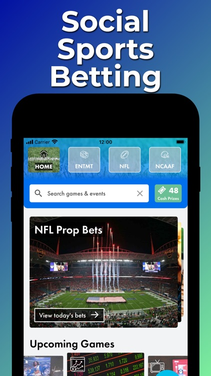 Wager Lab - Bet on Sports Now screenshot-5