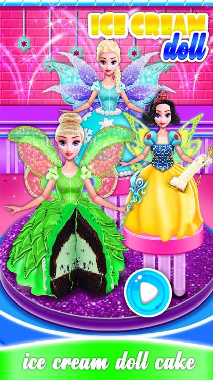Magic Fairy Cake! DIY Cooking