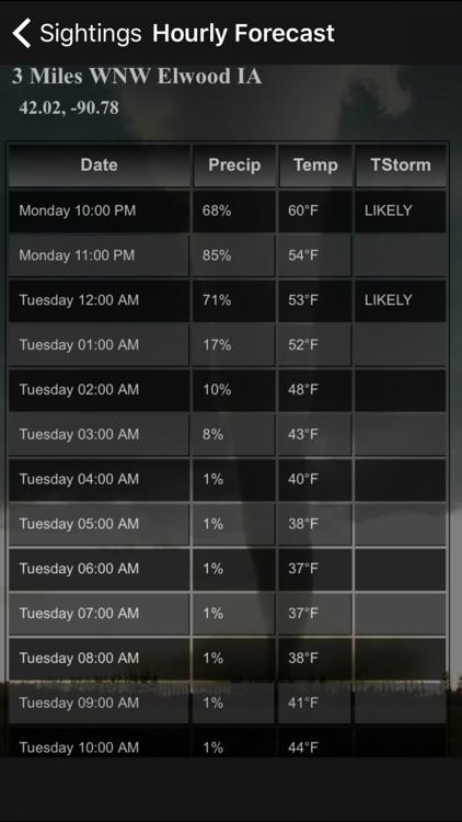 TornadoSpy+ screenshot-3