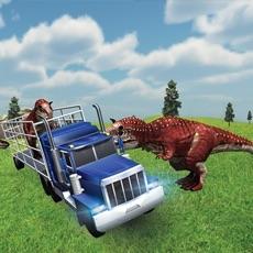 Activities of Dino Truck - Zoo Transporter