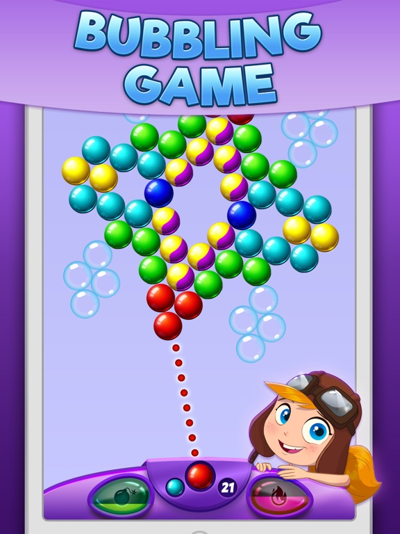 Bubble Drop Fever на iPad