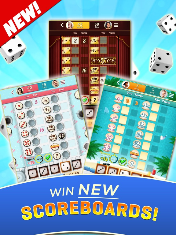 Dice With Buddies: Social Game Скриншоты15