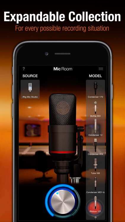 Mic Room screenshot-4