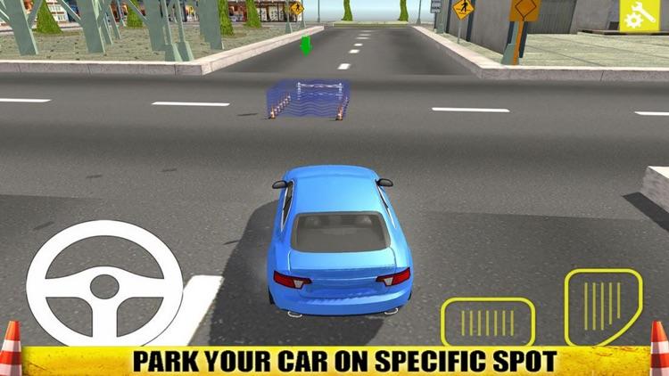 Car City Parking Story 18