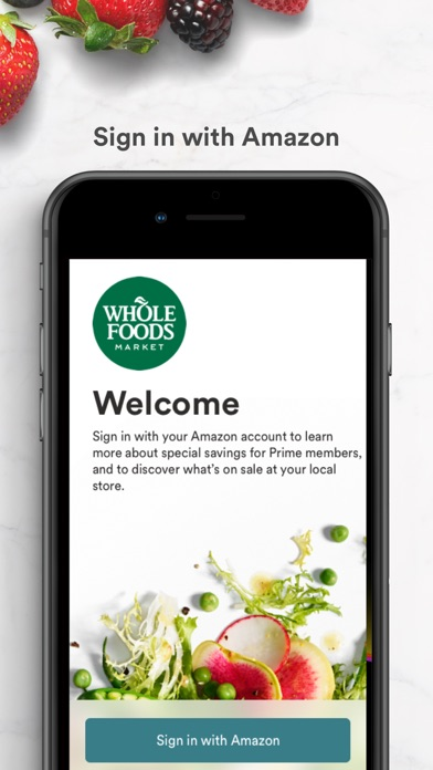 Whole Foods Market review screenshots