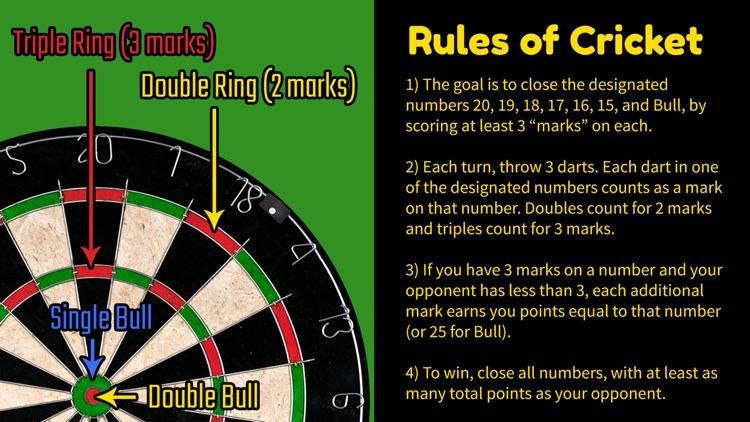 Mr. Darts - Cricket/01 Scorer screenshot-3