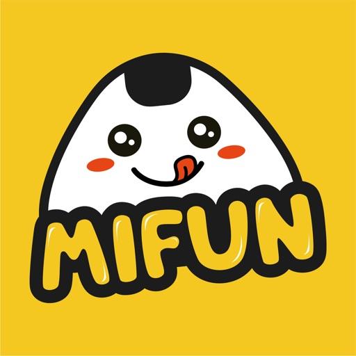 MiFun外卖-外卖订餐 FUN纵你的生活!