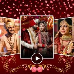 Wedding Video Maker : EviteApp