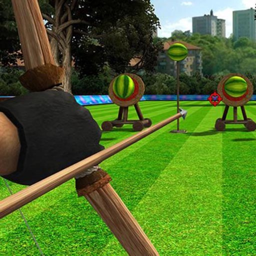 Archery Shooting Fruit free software for iPhone and iPad