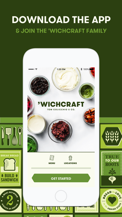 'Wichcraft Rewards screenshot 1