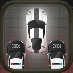Speed Car Escape Vs Cops