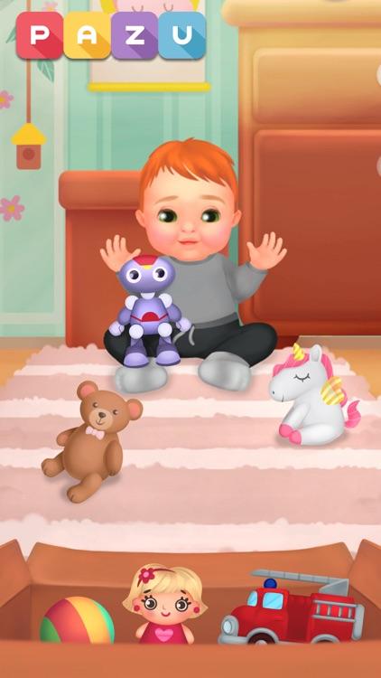 Baby care game & Dress up screenshot-3