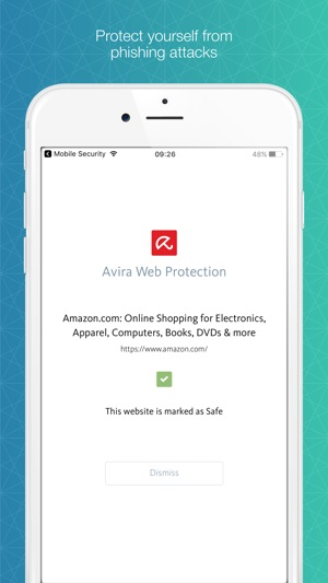 Avira Mobile Security Screenshot