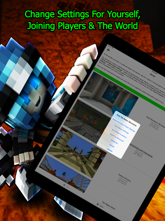 Plug Toolbox for Minecraft screenshot 14