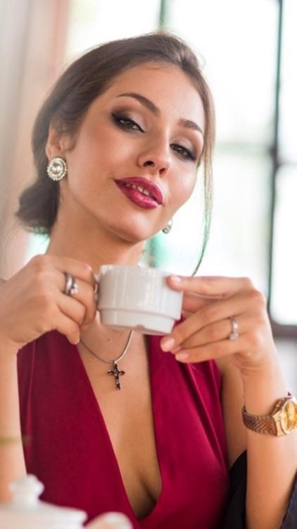 Tea-Time! Talk! - CHAT & SIP!