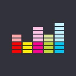 Deezer MP3 music player, radio